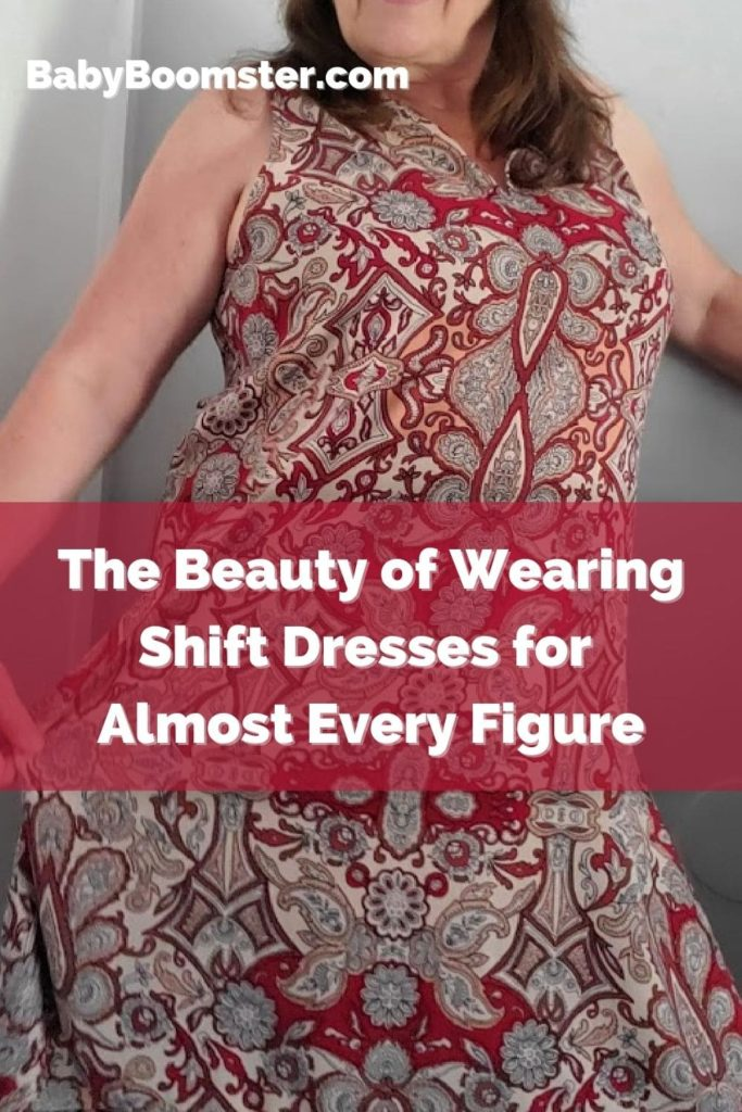 Shift Dresses are perfect for almost every figure.