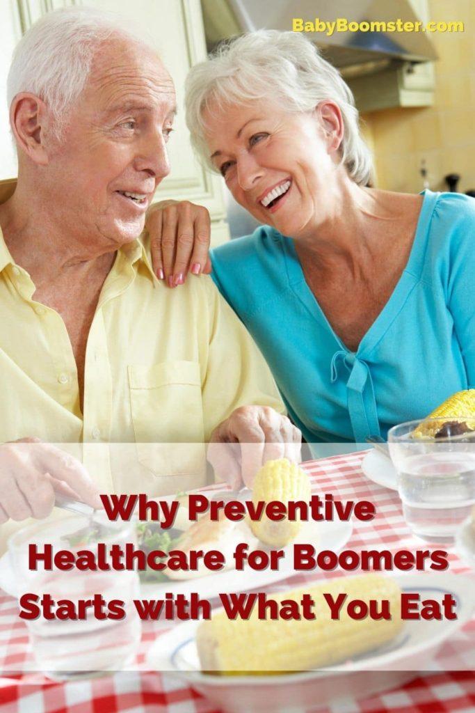 Preventive healthcare for Boomers