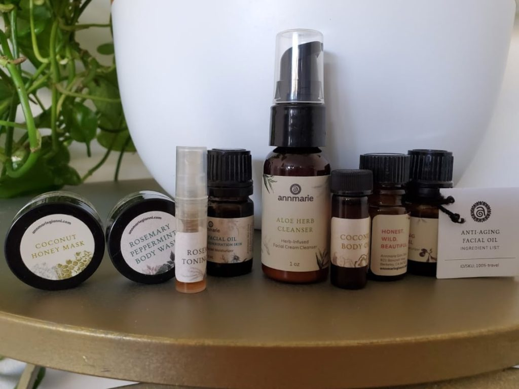 AnnMarie all-natural Skin Care
