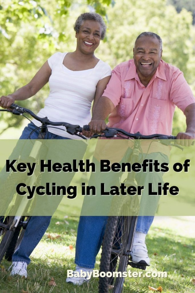 Key Health Benefits of Cycling in Later Life