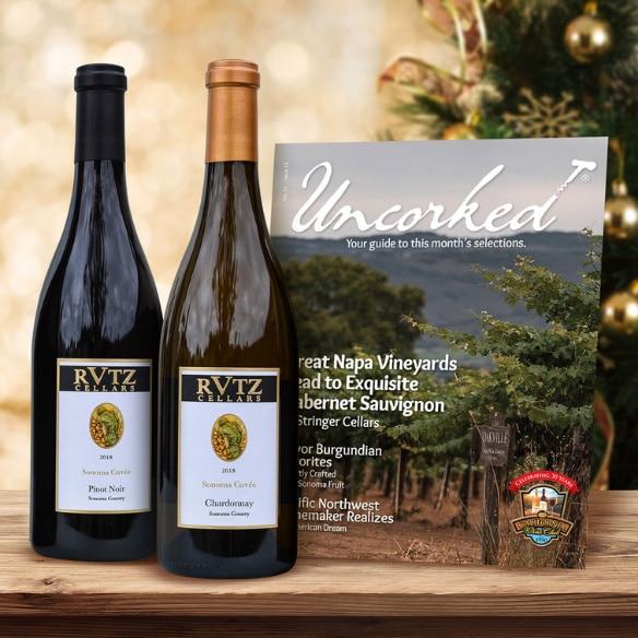 California Wine Club uncorked