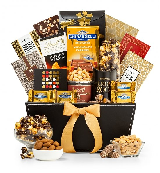 Gift Tree - gift ideas - Metropolitan Gourmet Basket