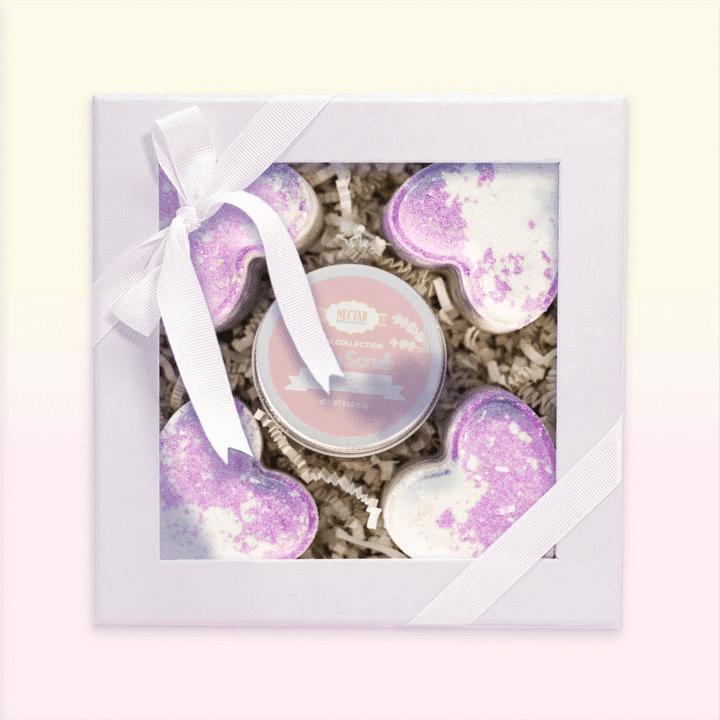 Mini Spa Day Gift Set - Nectar Bath Treats