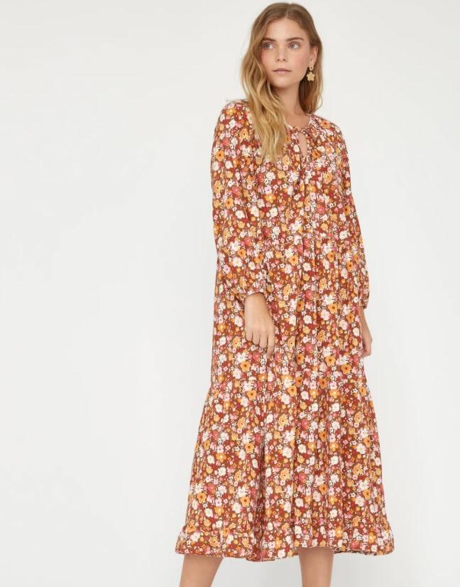 Berkeley Dress - LACAUSA