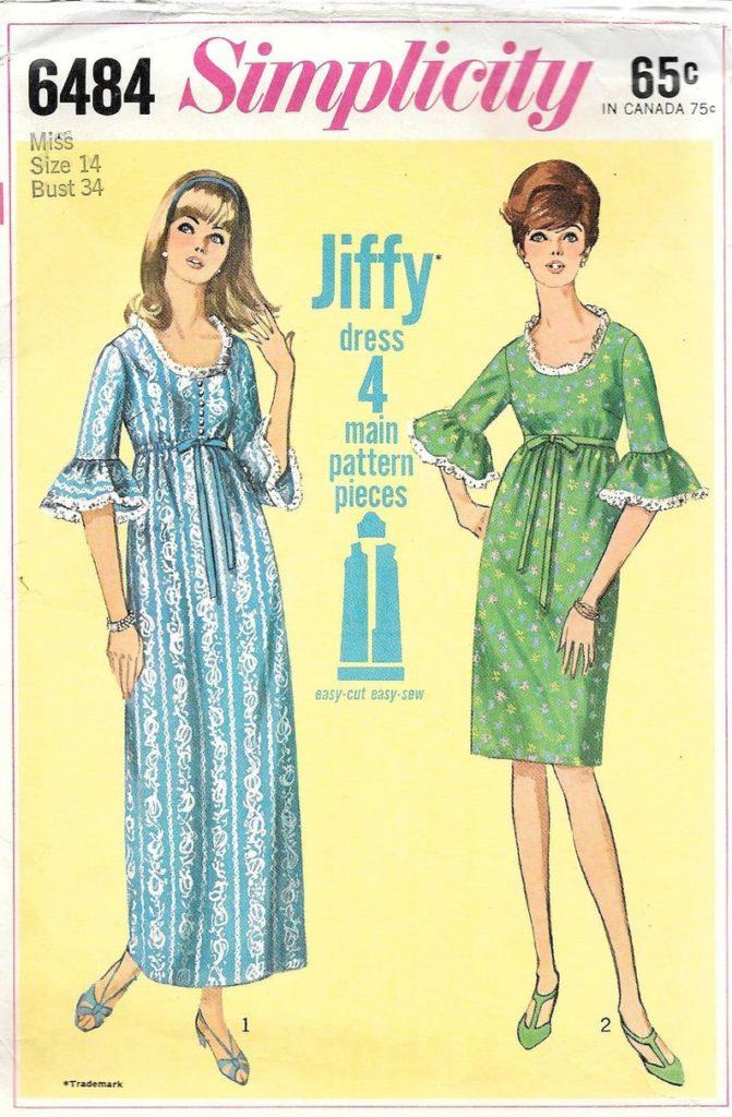Granny Dress 1960s