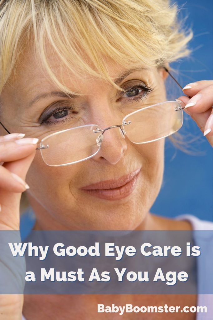 Good Eye Care as you age