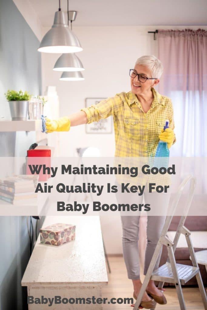 Maintaining Good Air Quality