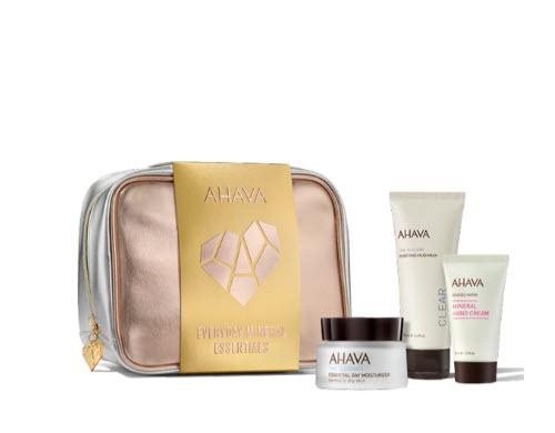AHAVE Dead Sea Minerals Skin Care
