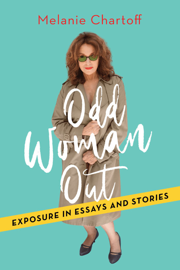 Book Review - Melanie Chartoff - Odd Woman Out