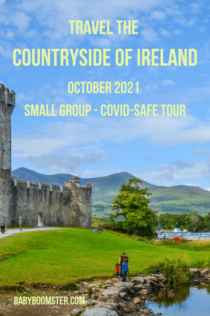 Travel the Countryside of Ireland in October 2021