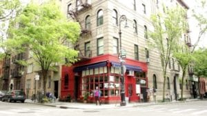Central Perk On Locations Tours