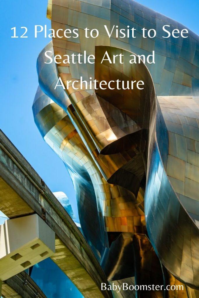 Museum of Pop Culture in Seattle Upsplash photo by Simon Goetz