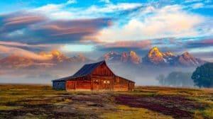Beautiful Mountains - Grand Tetons