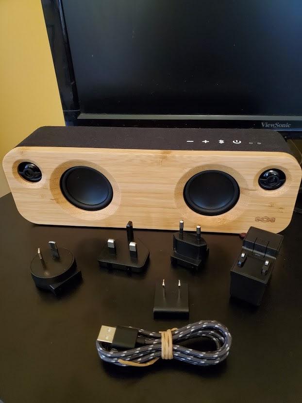 House of Marley Mini Portable Speaker