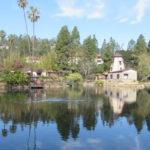 SRF Lake Shrine - Hippie Hideaways
