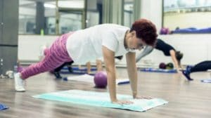 Workouts to avoid for older women
