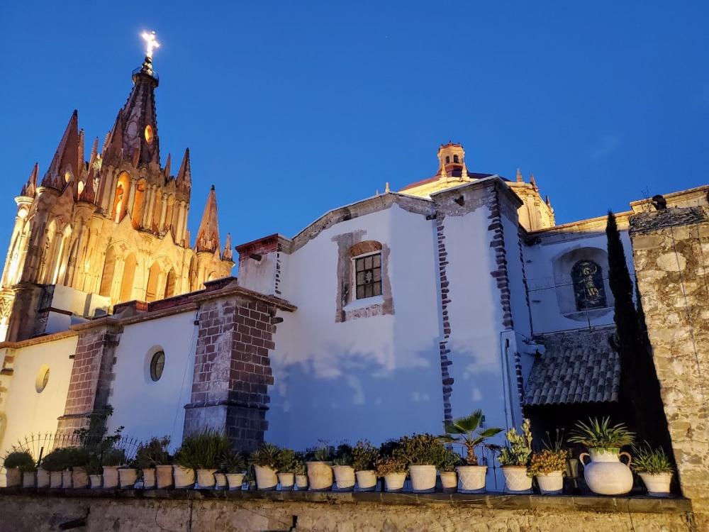 Parroquia de San Miguel Arcangel cathedral