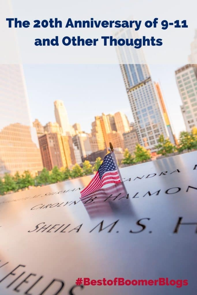 The 20th Anniversary of 9-11